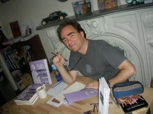 Michel Rabagliati chez Planète BD, samedi le 25 avril 2009