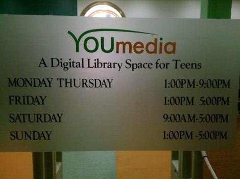 Le Youmedia, un labo numérique pour les jeunes (photo Patrick Lozeau)