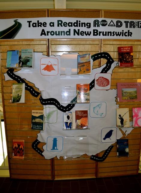 Reading Road Trip around New Brunswick